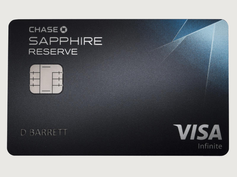 This Is the Best Rewards Credit Card Out There—With a Sign