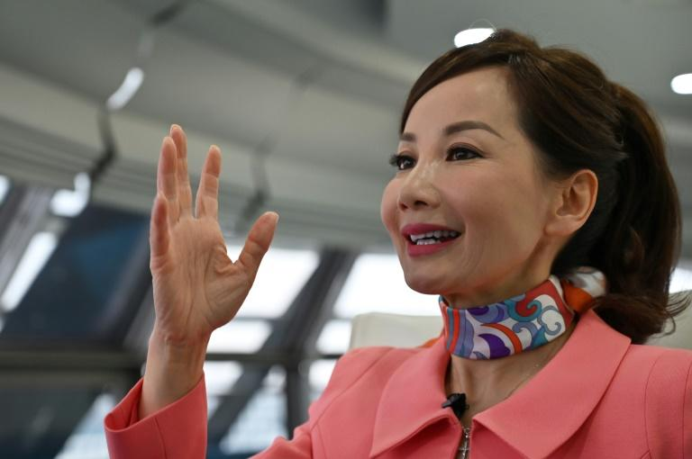 As a working mother, Jane Sun, the head of Chinese travel giant Trip.com, says she understands the challenges faced by many women in China, whose participation in the labour force has been falling for decades
