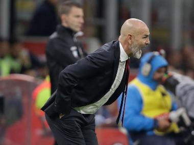 Serie A: Head coach Stefano Pioli identifies key issues plaguing struggling AC Milan side after draw against Lecce