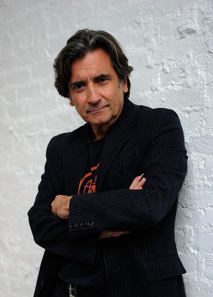 NEW YORK, NY - APRIL 28:  Actor Griffin Dunne visits the Tribeca Film Festival 2011 portrait studio on April 28, 2011 in New York City.  (Photo by Andrew H. Walker/Getty Images for Tribeca Film Festival)