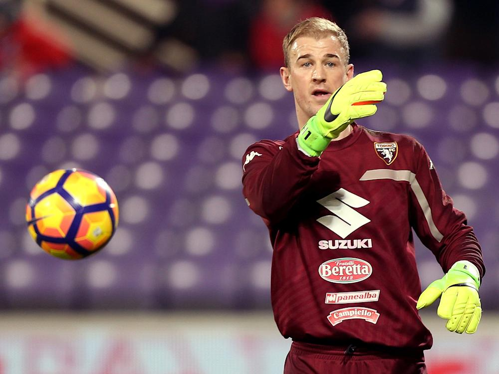 Joe Hart has enjoyed a respectable season with Torino in Serie A: Getty