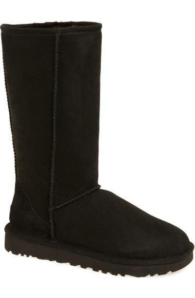 <p><span>UGG Classic II Genuine Shearling Lined Tall Boot</span> ($200)</p>