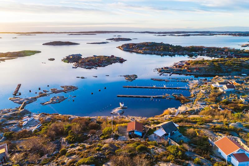 The city offers a gateway to thousands of islands - getty
