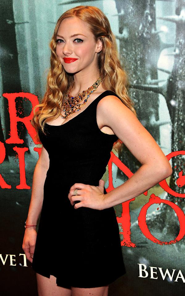 Amanda Seyfried turns 26 on December 3.