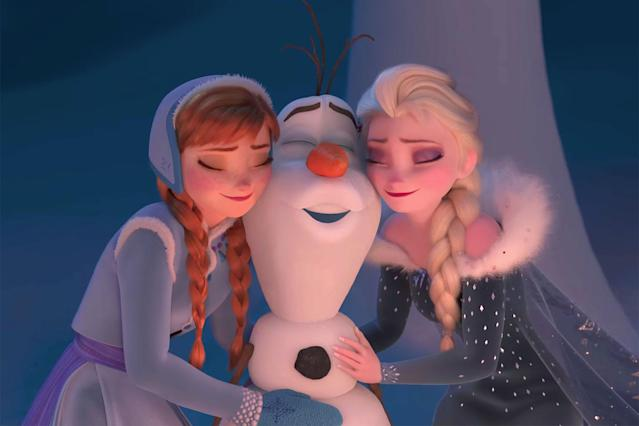 <em>Olaf's Frozen Adventure</em> (Photo: Disney)