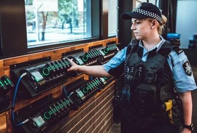 ACT Policing Joins the Axon Network