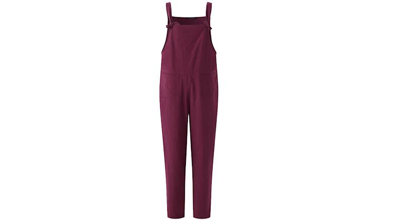 Style Dome Women's Dungarees