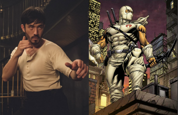 'Snake Eyes': Andrew Koji to Play Storm Shadow in 'GI Joe' Movie Spinoff (Exclusive)
