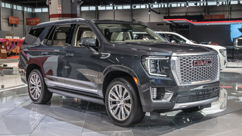 2021 gmc yukon denali adds another extraluxe accessories