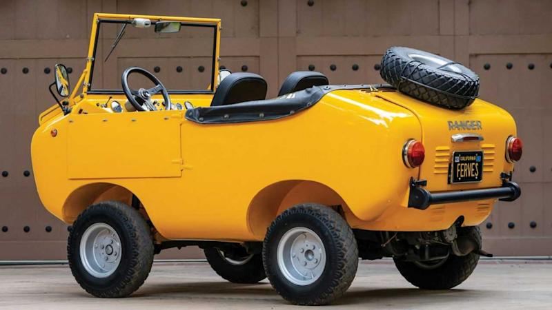 1967 Ferves Ranger Auction Far Exceeds Expectations