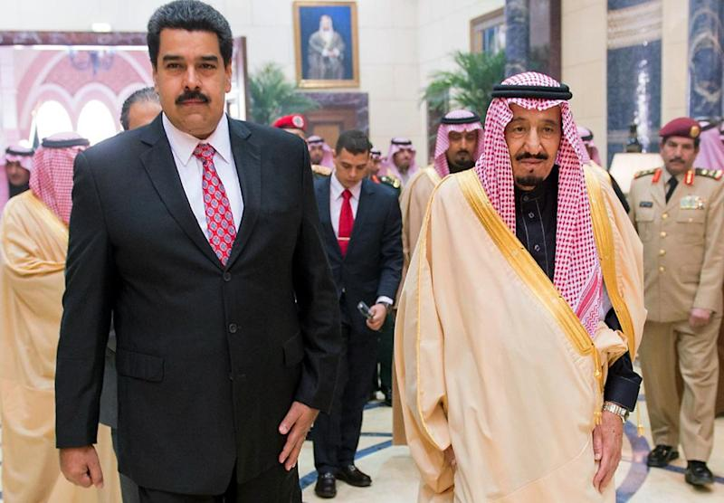 Image result for opec maduro