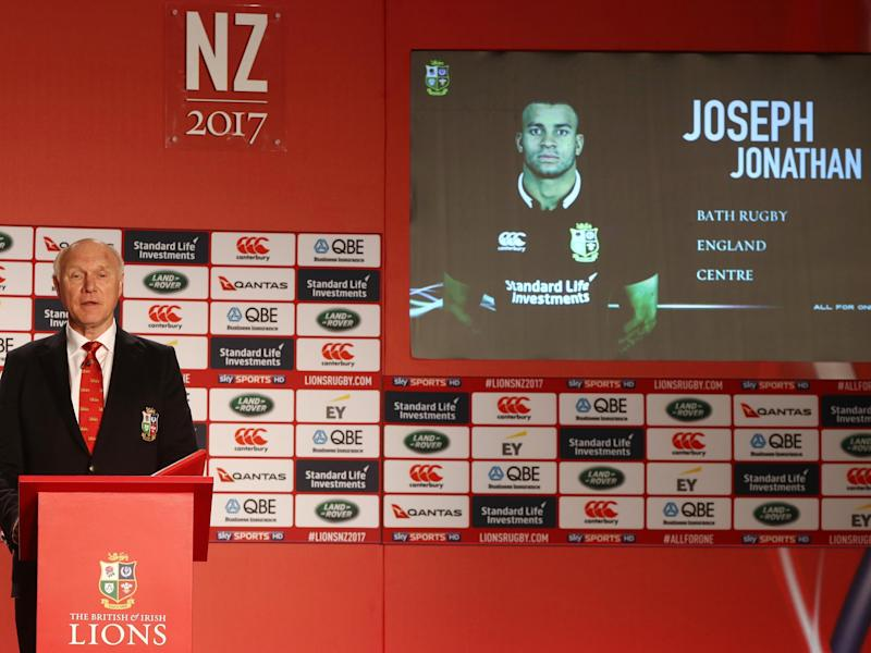 Joseph was a surprise inclusion after reports suggested he would miss out: Getty