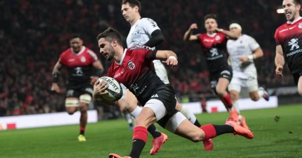Rugby - Top 14 - Top 14 : Toulouse et Toulon se neutralisent