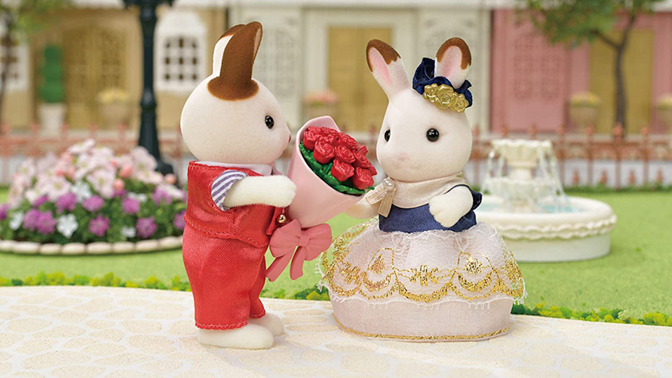 Valentine's gifts for kids: Calico Critters