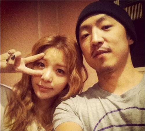 Joosuc and Ailee more than a f...