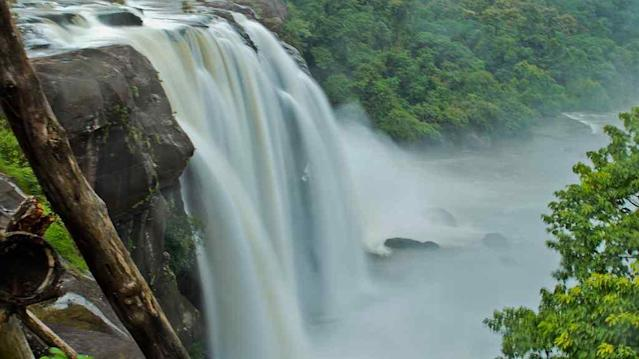 "Bliss at God's own country - Athirapilly Waterfalls, Kerala<br>By <a href=""https://www.flickr.com/photos/sarath_kuchi/"" rel=""nofollow noopener"" target=""_blank"" data-ylk=""slk:Sarath.kuchi"" class=""link rapid-noclick-resp"">Sarath.kuchi</a>"