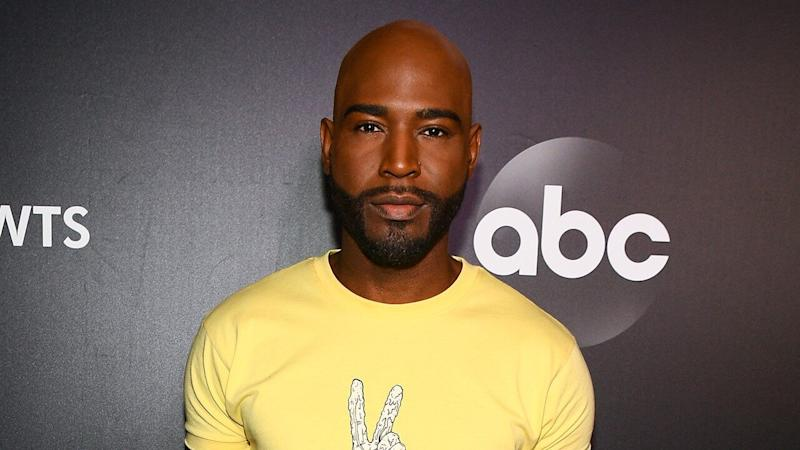 Karamo Brown Explains the Intense Death Threats His Son Received After 'DWTS' Sean Spicer Backlash