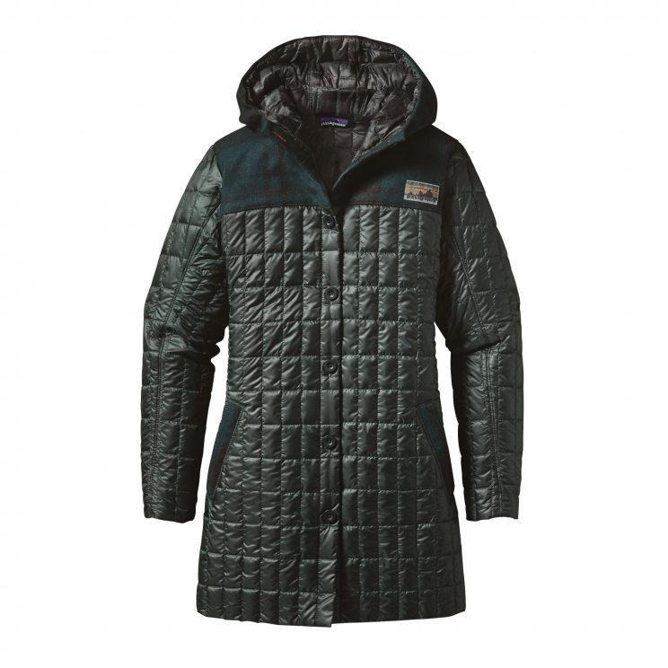 Women's Recycled Down Hooded Coat, $299. (Photo: Courtesy of Patagonia)