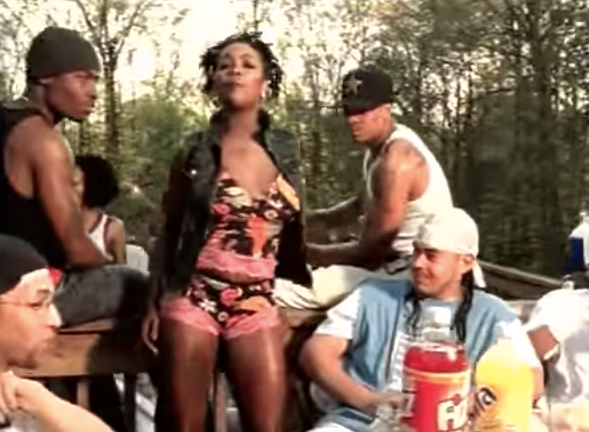 Why this song is on this list: Because Khia introduced a generation to eating ass and we should celebrate that.