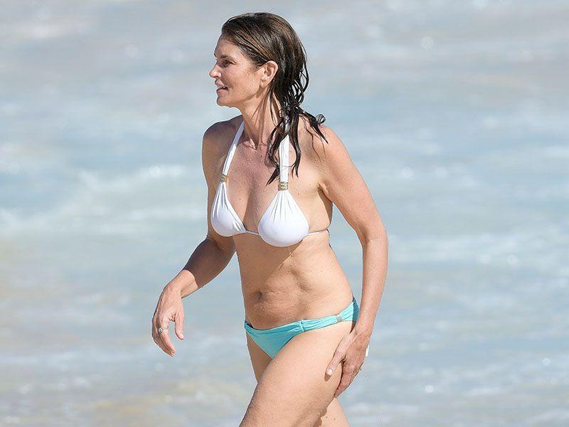1784463bd4fe The Low-Rise Bikinis Celebs Over Age 40 Can't Stop Wearing