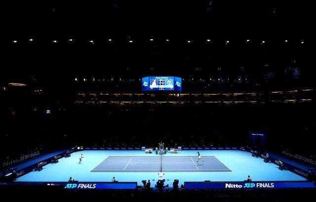 This year's ATP Finals will be played behind closed doors