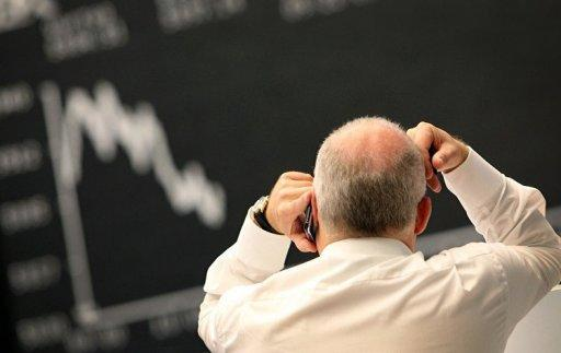 European stock markets fell sharply Tuesday