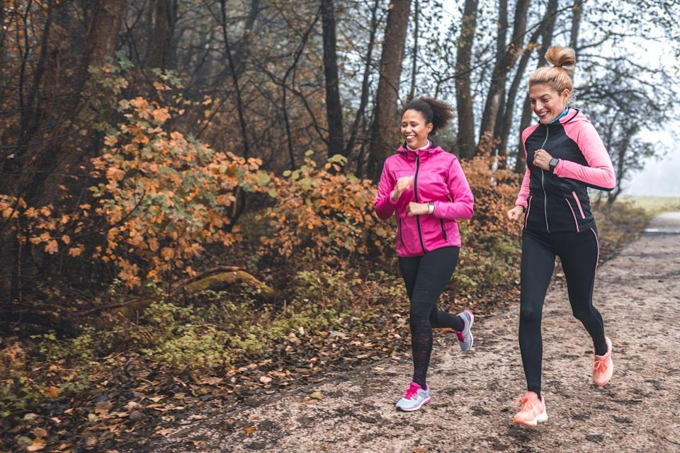 <p>Autumn's cooler weather makes it an ideal time for a fun run. Sign up for a fall 5K or a Turkey Trot.</p>