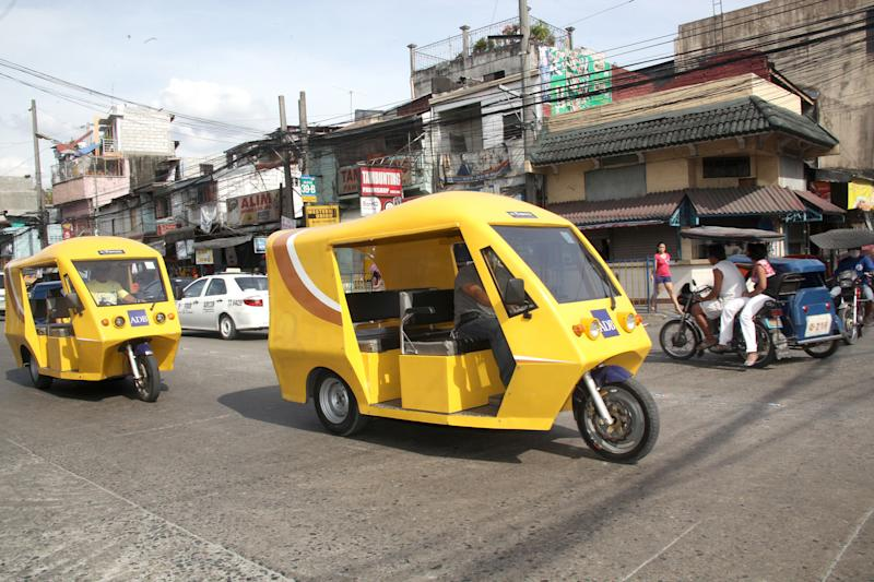 100,000 e-tricycles to ply PH roads soon
