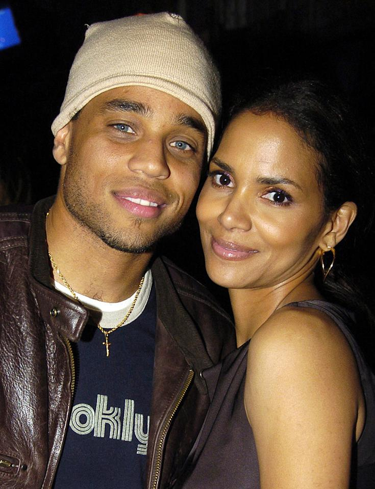 """<p class=""""MsoNormal"""">Before her divorce was even finalized, Berry already had a new man: her """"Their Eyes Were Watching God"""" co-star Michael Ealy. Although they certainly made a good-looking couple and she seemed to be happy with him, the couple split in 2005 reportedly because he wanted to marry Berry, and she did not want to walk down the aisle a third time. </p>"""