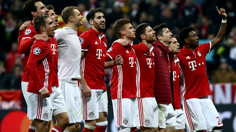 Bayern Munich extends Champions League record with 16 straight home wins
