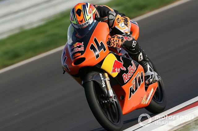 "Gabor Talmacsi 3 victorias con KTM <span class=""copyright"">Gold and Goose / Motorsport Images</span>"