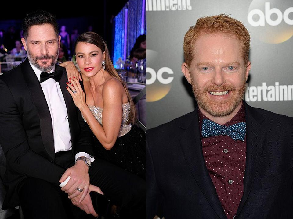 """<p>Sofia's Modern Family co-star spilled the beans on The Late Late Show With James Corden, <a href=""""https://www.youtube.com/watch?v=NkhYnXpGQUE"""" rel=""""nofollow noopener"""" target=""""_blank"""" data-ylk=""""slk:commenting"""" class=""""link rapid-noclick-resp"""">commenting</a>, """"I will admit that I helped them. I knew Joe through people and we'd done benefits together, and I knew Sofia from working together. We were at a party and I introduced them, and then when she broke up with her fiancé at the time, the moment it was out in the world, Joe called me and was like, 'I need her number'.</p><p>""""I called Sofia and said, 'Can I give Joe your number?', and she wanted me to give the number, but was pretending she didn't. I did the number exchange, and he took over from there.""""</p>"""