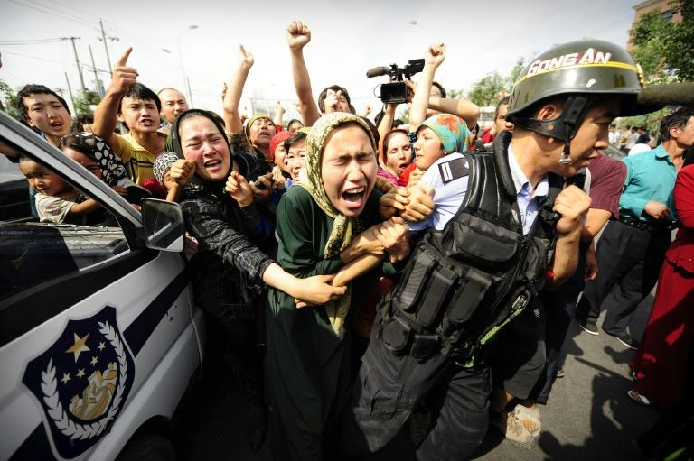 Uyghur 'human rights violations' prompt U.S.  to blacklist 28 Chinese security companies