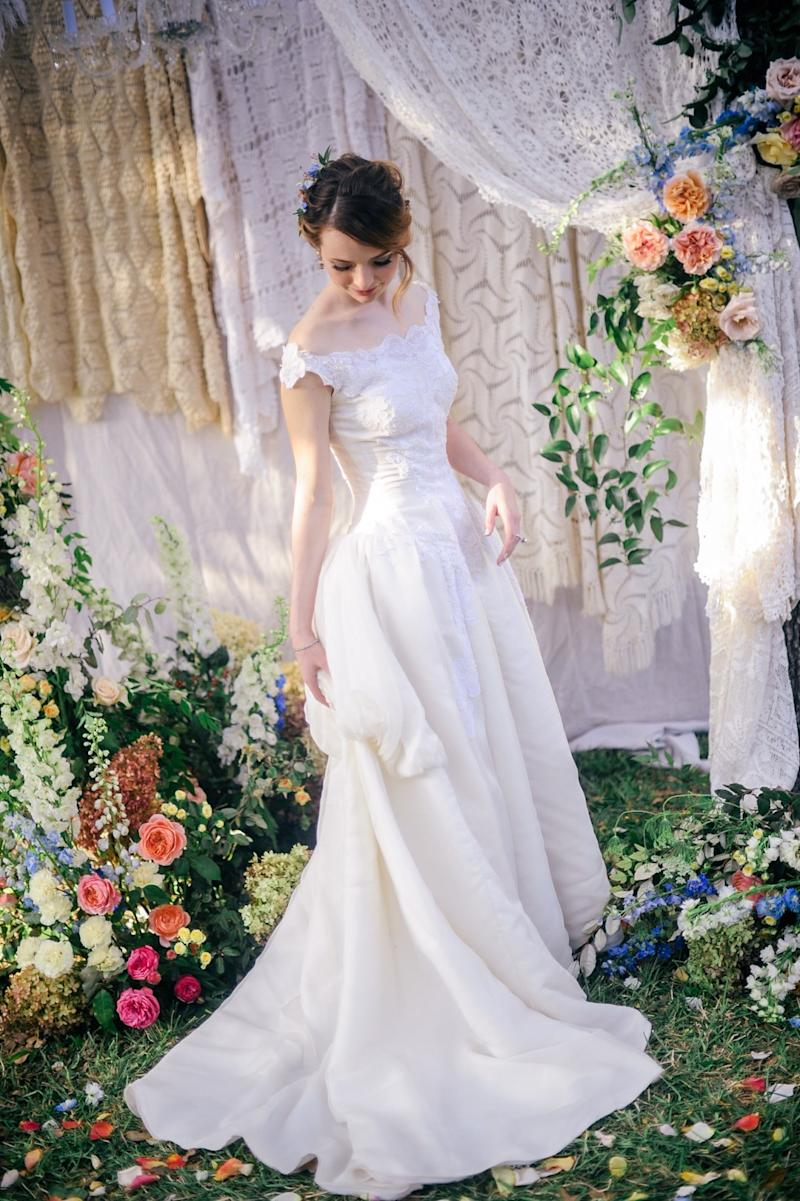 Wedding Dress Bustle Types: All The Styles & Tips You Need