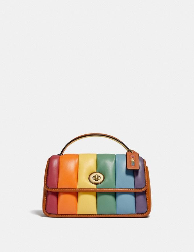 """<p>coach.com</p><p><strong>$225.00</strong></p><p><a href=""""https://go.redirectingat.com?id=74968X1596630&url=https%3A%2F%2Fwww.coach.com%2Fcoach-turnlock-clutch-20-with-rainbow-quilting%2FC4700.html&sref=https%3A%2F%2Fwww.townandcountrymag.com%2Fstyle%2Fg36620407%2Fthe-weekly-covet-june-4-2021%2F"""" rel=""""nofollow noopener"""" target=""""_blank"""" data-ylk=""""slk:Shop Now"""" class=""""link rapid-noclick-resp"""">Shop Now</a></p><p>""""The Pride rainbow feels more uplifting than ever this summer, particularly on this clutch from the Coach Pride Collection. And it's not just a pretty purse—Coach partnered with the LGBTQIA+ community, from photographers to models and influencers and made donations to LGBTQIA+ nonprofits.""""—<em>Olivia Hosken style & interiors writer</em></p>"""