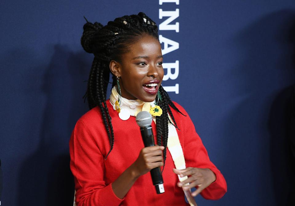 On Wednesday, Amanda Gorman will become the youngest inaugural poet in U.S. history, performing an original poem at the inauguration ofPresident-elect Joe Biden.