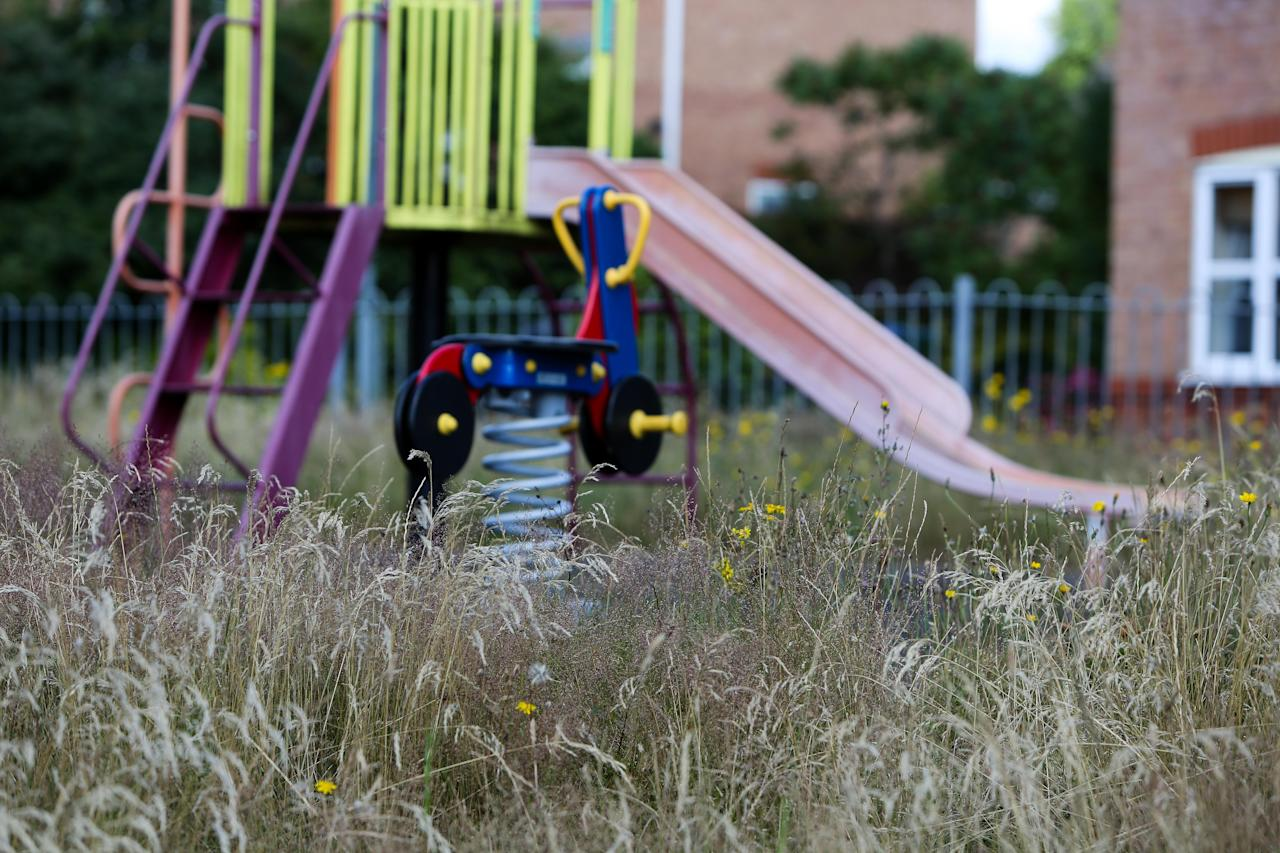 """West Midlands playground has grown into a """"jungle"""""""