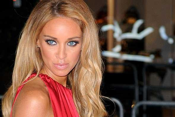 Lauren Pope. Modelo y DJ que cautivó a Shaun Wright-Phillips