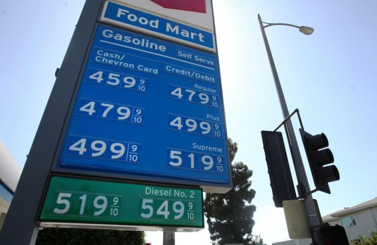 Gasoline prices jumped 3.7% in October, pushing US CPI higher
