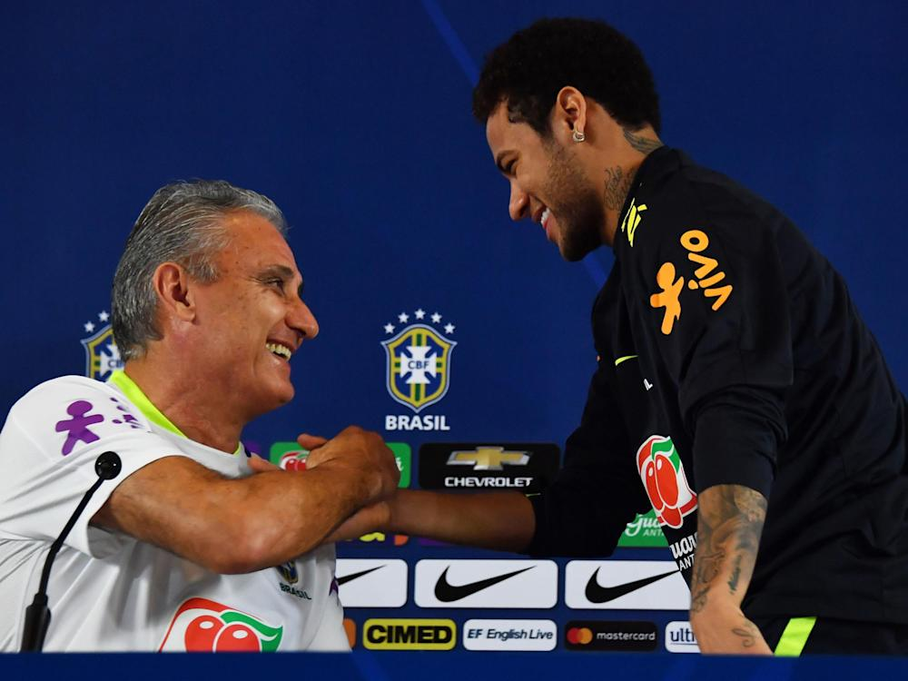 Tite's appointment as head coach has revitalised the team: Getty