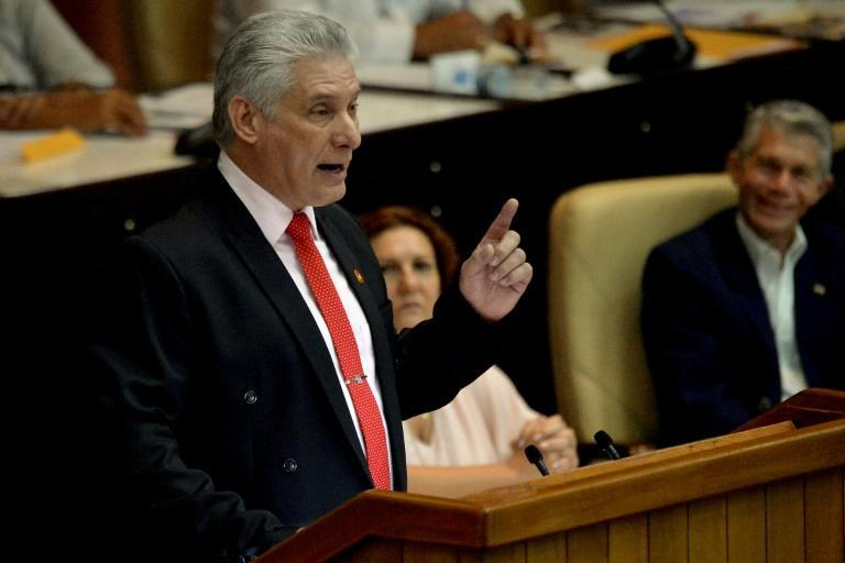 President Miguel Diaz-Canel will hold all the reins of power in Cuba after taking over the title of first secretary of the Communist Party
