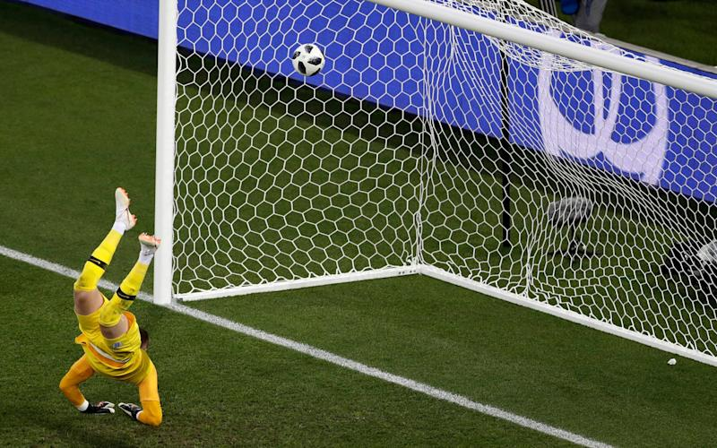No, you didn't dream it… England win World Cup match on penalties