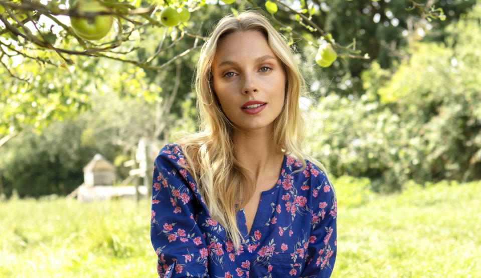 A promotional picture from Laura Ashley's recent advertising campaign. Photo: Laura Ashley