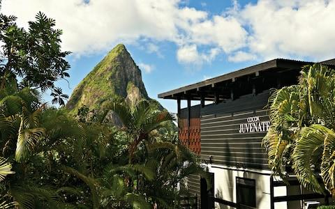Boucan by Hotel Chocolat, St Lucia - Credit: ©2012 All Rights Reserved/Tom Mannion