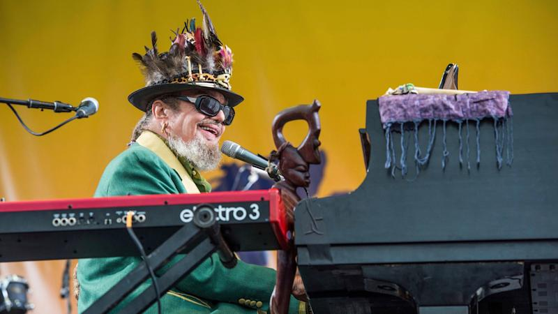 Grammy-winning musician Dr John dies at 77