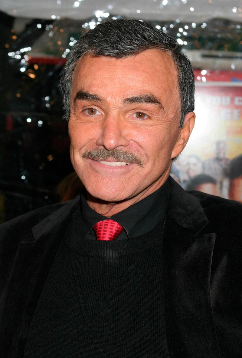 <strong>Burt Reynolds<br /><i>Actor</i> <i>(b. 1936)</i><br /></strong><br />Burt Reynolds was an Oscar-nominated actor, who starred in titles like 'Boogie Nights' and 'Deliverance'. He died after going into cardiac arrest.