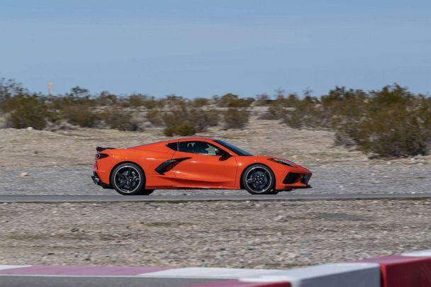 PHOTO: Production of the 2020 Stingray started Feb. 3. Dealers will get shipments in early March. (Chevrolet)