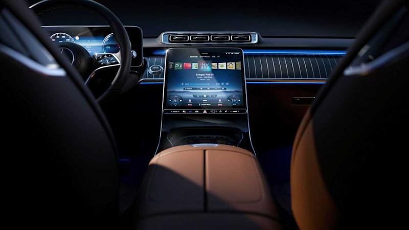 Mercedes S-Klasse (2021) - Luxury & Well-Being