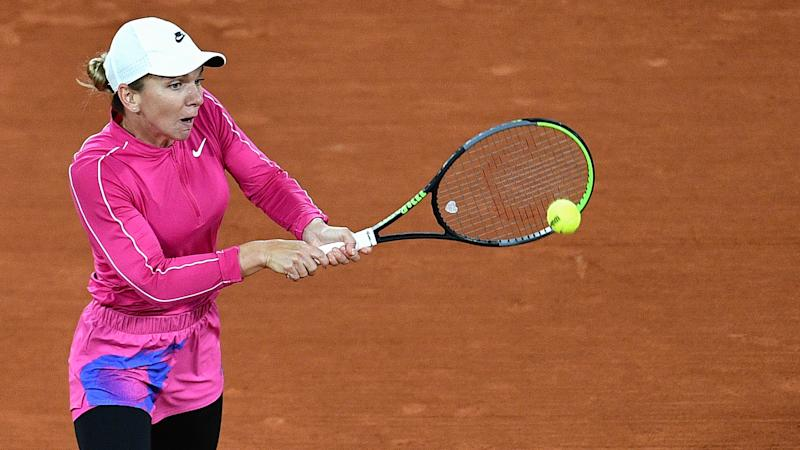 French Open 2020: Halep lands birthday win in chilly Paris