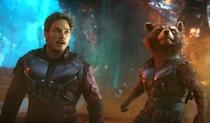 <p>A welcome dose of idiosyncrasy in the Marvel universe, James Gunn's <i>Guardians</i> ensemble is even weirder and more delightful in this second go-round. While the plotting is haphazard, the film's manic energy, psychedelic space visuals, and plentiful toddler Groot scenes are impossible to resist — not to mention the killer soundtrack. —<i>G.W.</i> (Photo: Marvel)<br><br></p>
